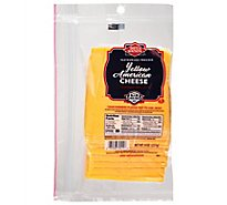 Dietz & Watson Cheese American Yellow - 8 Oz