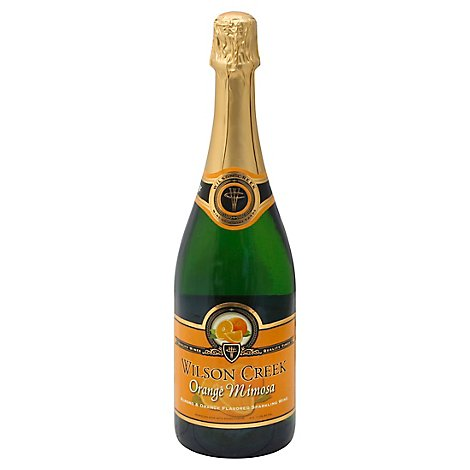 Wilson Creek Orange Mimosa Sparkling Wine - 750 Ml
