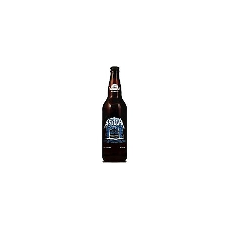 Left Coast Asylum Belgian Style Triple Ale In Bottles - 22 Fl. Oz.