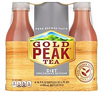 Gold Peak Tea Diet - 6-16.9 Fl. Oz.