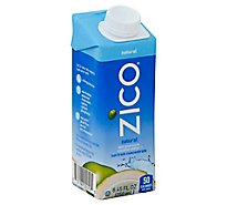 ZICO Coconut Water Natural - 8.45 Fl. Oz.