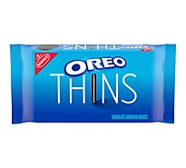 OREO Cookies Sandwich Chocolate Thins - 10.1 Oz
