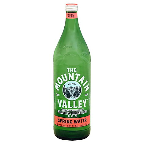 The Mountain Valley Spring Water - 1 Liter