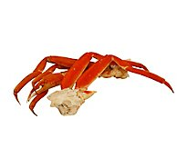 Seafood Counter Snow Crab Clusters Extra Jumbo 8 Up Frozen Wild - 2.50 LB