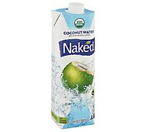 Naked Juice Coconut Water Pure - 33.8 Fl. Oz.
