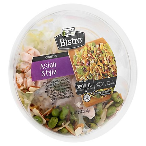 Ready Pac Cafe Bowl Salad Chopped Asian - 6.5 Oz