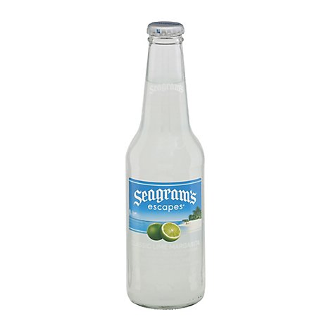 Seagrams Escapes Lime Margarita In Bottles - 11.2 Fl. Oz.