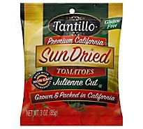Tantillo Sun Dried Tomatoes Julienne Bag - 3 Oz