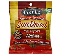 Tantillo Sun Dried Tomatoes Halves Bag - 3 Oz