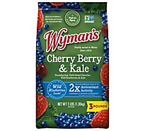 Wymans Strawberry Blueberry Cherry Kale - 3 Lb