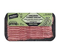 Signature SELECT Bacon Uncured Turkey - 10 Oz