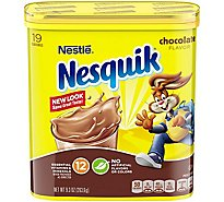 Nesquik Powder Drink Mix Chocolate Flavor - 9.3 Oz