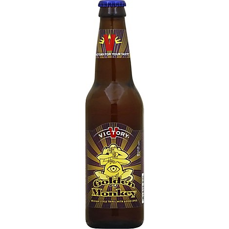 Victory Golden Monkey Bottles - 6-12 Fl. Oz.