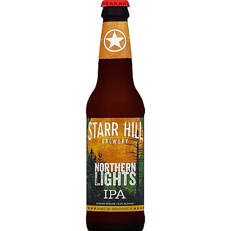 Starr Hill Northern Lights Bottles - 6-12 Fl. Oz.