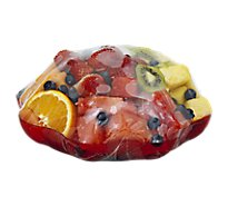 Fresh Cut Fruit Tray Round - 78 Oz