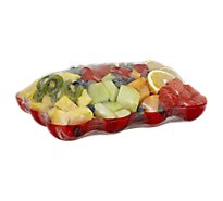 Fresh Cut Fruit Tray Rectangular - 104 Oz