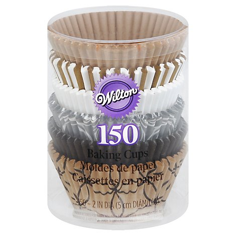 Wilton Baking Cups Celebrate - 150 Count