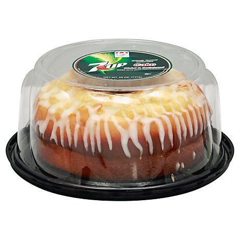 Cafe Valley Lemon Ring 7Up Cake - 26 Oz