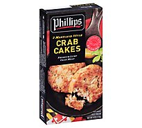 Phillips Crab Cakes Maryland Style 2 Count - 6 Oz
