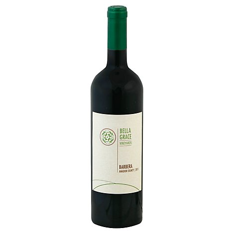 Bellagrace Barbera Wine - 750 Ml