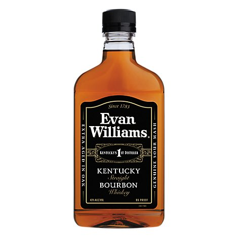 Evan Williams Black - 375 Ml