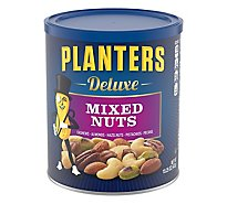 Planters Deluxe Mixed Nuts - 15.25 Oz