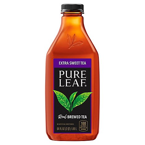 Pure Leaf Iced Tea Sweet Extra Sweet - 64 Fl. Oz.
