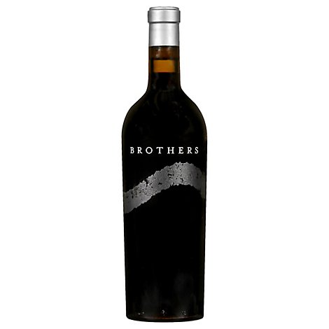 Rodney Strong Vineyards Brothers Wine Cabernet Sauvignon 2015 - 750 Ml