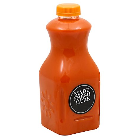 Juice Apple Organic Carrot Ginger Plus CRV - 16 Fl. Oz. (170 Cal)