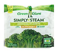 Green Giant Steamers Broccoli Florets - 12 Oz