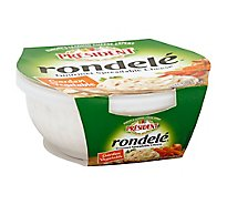 Rondele Cheese Spread Garden Vegetable - 6.5 Oz