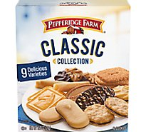 Pepperidge Farm Cookies Classic Collection - 13.25 Oz