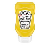 Heinz Mustard Yellow - 8 Oz