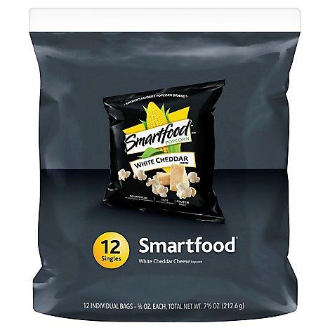 Smartfood Popcorn White Che - Online