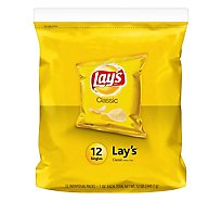 Lays Potato Chips Classic - 12-1 Oz