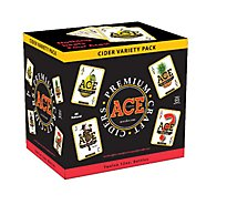 ACE Cider Variety In Bottles - 12-12 Fl. Oz.