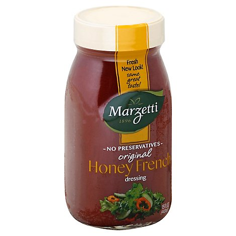 Marzetti Salad Dressing Honey French - 15 Fl. Oz.