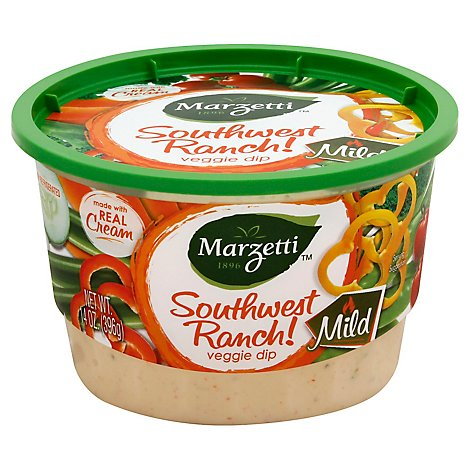 Marzetti Veggie Dip Southwest Ranch! Mild - 14 Oz