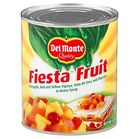 Del Montefiesta Fruit Cocktail - 30 Oz