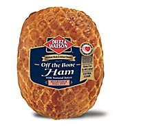 Dietz & Watson Ham Off The Bone - 0.50 LB