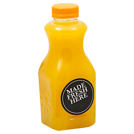 Orange Juice Organic - 16 Fl. Oz.