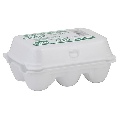 Lucerne Farms Eggs Large - 6 Count
