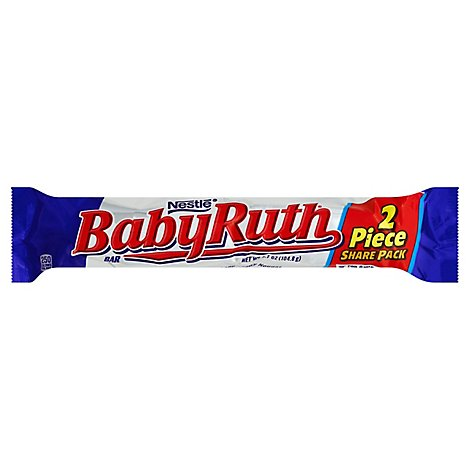 Baby Ruth Candy Bar Share Pack - 3.7 Oz