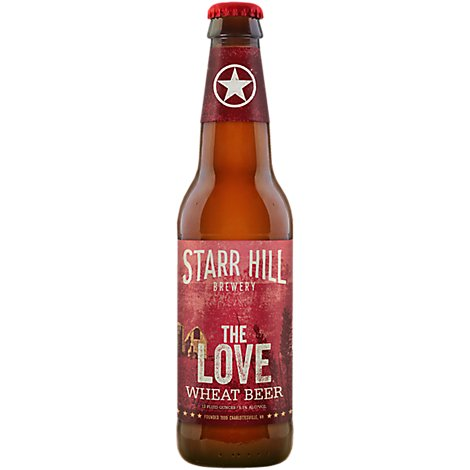 Starr Hill Love Ale Bottle - 6-12 Fl. Oz.