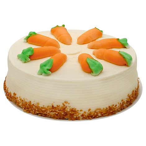 Bakery Cake 2 Layer Carrot - Each
