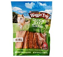 Waggin Train Dog Treats Chicken - 18 Oz