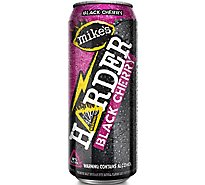 Mikes Harder Black Cherry Lemonade In Cans - 16 Fl. Oz.