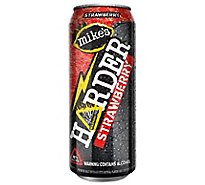 Mikes Harder Strawberry Lemonade In Cans - 16 Fl. Oz.