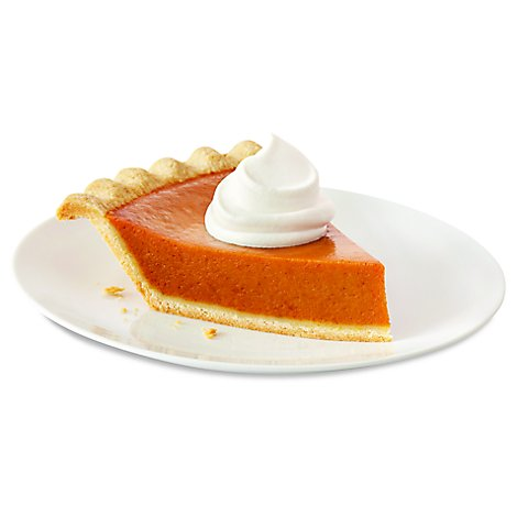 Bakery Pie Slice Legendary Pumpkin - Each