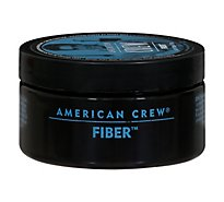 American Crew Fiber with Medium Hold and Low Shine - 3 Oz